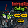Spiderman Bike Challenge
