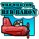 Wild Wild Cow: Red Baron