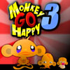 Monkey GO Happy 3