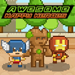 Awesome Happy Heroes